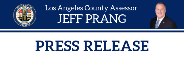 Jeff Prang - Press Release