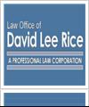 David Lee Rice APLC – Firm